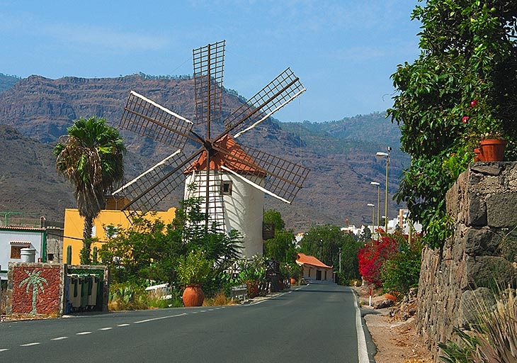 Mogan Windmill