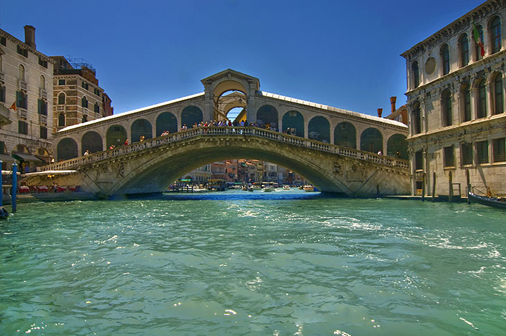 16th Century Rialto Bridge