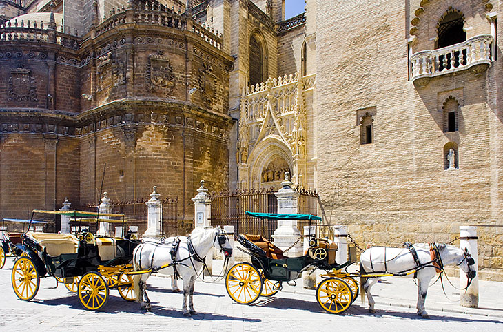 Picturesque Seville